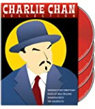 Charlie Chan Collection (Shadows Over Chinatown / Docks of New Orleans / Shanghai Chest / The Golden Eye)