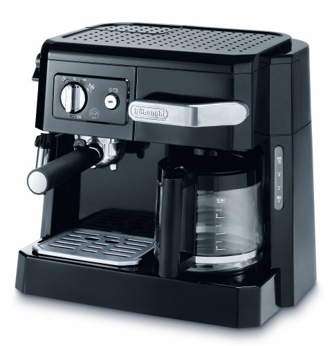 De'Longhi BCO410 Front Loading 15-Bar Combi Coffee Machine by Delonghi