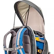 Deuter Kanga Kid Sunroof with Rain Shield