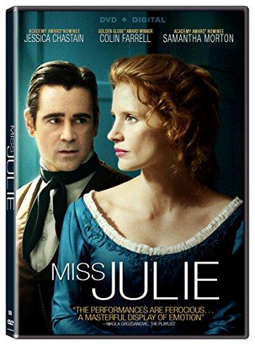 Miss Julie [Dvd + Digital]