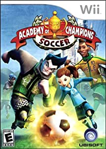 Academy Of Champions Soccer - Nintendo Wii