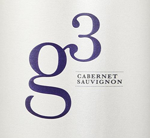 "2012 Goose Ridge ""G3"" Columbia Valley Estate Cabernet Sauvignon 750 Ml"