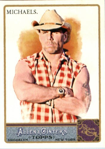 2011-topps-allen-ginter-glossy-edition-baseball-card-d-out-of-999-159-shawn-michaels-wwe-hofer-wrest