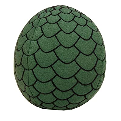 "Game Of Thrones 7"" Plush Dragon Egg: Green"