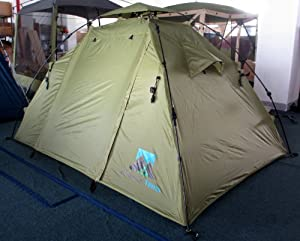 Quick Set Dome Tent 8 X 5 by Pinnacle Tents