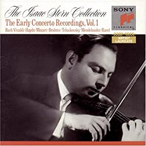 The Isaac Stern Collection: The Early Concerto Recordings, Vol. 1