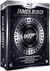 James Bond : Les meilleures missions en Blu-ray