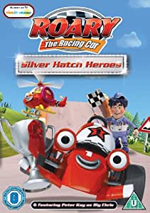 Roary the Racing Car - The Silver Hatch Heroes [DVD]
