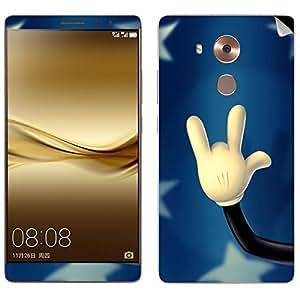 Theskinmantra Hey Mickey Huawei Mate 8 mobile skin