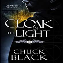 Cloak of the Light: Wars of the Realm, Book 1 (       UNABRIDGED) by Chuck Black Narrated by Michael Orenstein, Katie Leigh