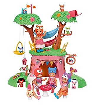 Mini Chou Chou Foxes Treehouse by Mini Chou Chou