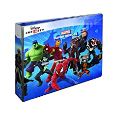 Disney Infinity: Marvel Super Heroes Power Disc Portfolio