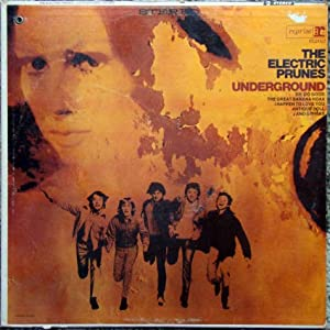 The Electric Prunes - Underground featuring The Great Banana Hoax (stereo) (original pressing)
