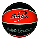 Baden Unisex Performer Basketball - Red, Size 7