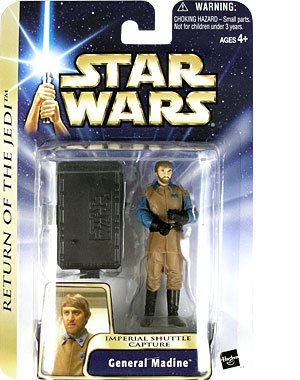 Star Wars Original Trilogy Collection #36 General Madine Action Figure - 1