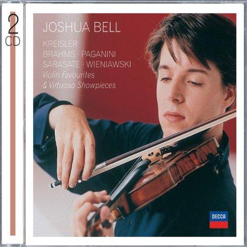 Joshua Bell. Kreisler, Brahms, Paganini, Sarasate, Wieniawski.