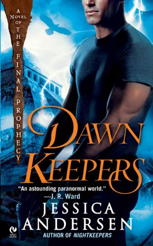 Image of Dawnkeepers (Final Prophecy, Book 2)