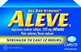 Aleve Caplets, 150-Count Bottle (Pack of 2)