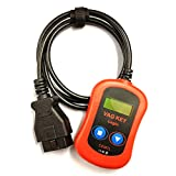 VAG - Volkswagen, Audi, Seat, Skoda, Porsche Cayenne, Bentley Continental PIN Code Reader/key Programmer Device Via Obd2, Device Covers Latest Version of Immobilizer Systems