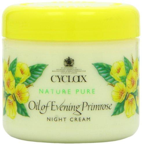 Cyclax Natura Crema olio puro di enotera 300ml Notte