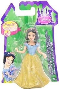 Mattel Disney Princess Little Kingdom MagiClip Fashion Snow White Doll