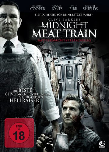 Clive Barkers Midnight Meat Train