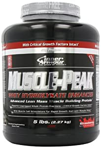 Inner Armour Parisi Muscle Peak Strawberry Powder 2.27Kg