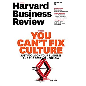 Harvard Business Review, April 2016 Periodical