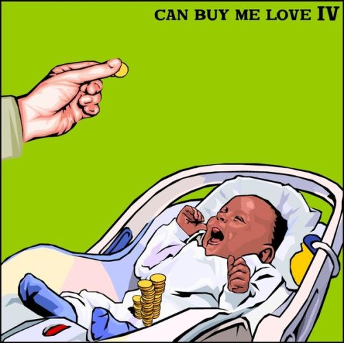 Original album cover of Can Buy Me Love IV by Various Artists