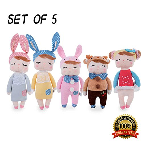 HOT Metoo reborn babies Novelty lovely Cartoon Animal Design Stuffed Plush Toy Cute Doll for Kids Birthday