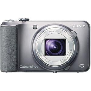 Sony DSC-H90 Appareil photo numérique Zoom optique x16 16 Mpix Argent