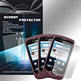 iNcido Brand 3-Pack Combo LG Optimus T P509 LCD Screen Protector For LG Optimus T P509