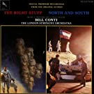 North and South/Right Stuff,