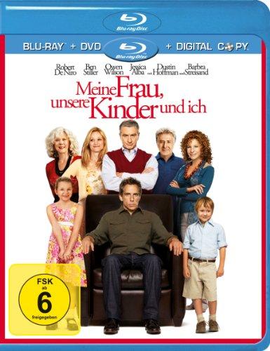 Meine Frau, unsere Kinder und ich (inklusive DVD + Digital Copy) [Blu-ray]