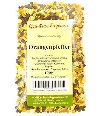 Gewürze-Express Orangenpfeffer 1A Qualität 100g von Gewürze-Express auf Gewürze Shop