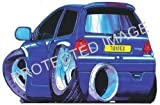 Renault Twingo Car Sticker Decal - Koolart