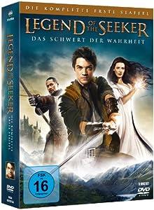 Legend of the Seeker #1 (DVD) 5DVDs Min: 908DD2.0WS Schwert der Wahrheit [Import germany]