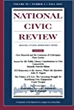 img - for National Civic Review, No. 3, Fall 2001: Digital Democracy: Civic Engagement in the Twenty-First Century (J-B NCR Single Issue National Civic Review) (Volume 90) book / textbook / text book