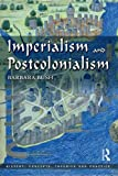Imperialism and Postcolonialism