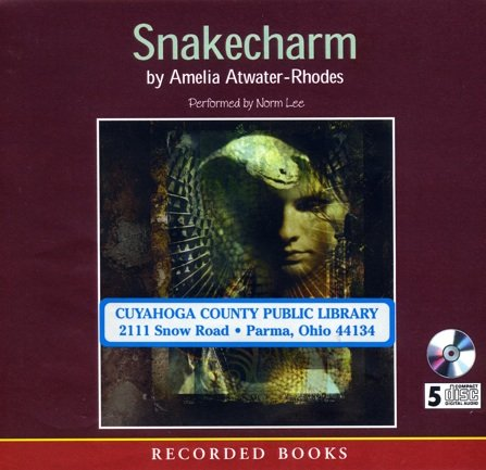 Cover of Snakecharm (The Kiesha'ra: Volume Two)