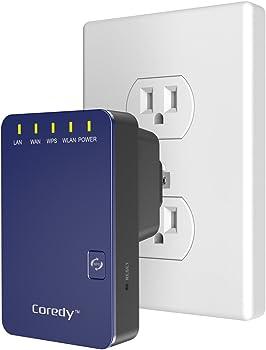 Coredy N300 Mini WiFi Range Extender