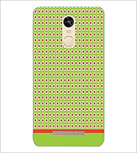 PrintDhaba Pattern D-1903 Back Case Cover for XIAOMI REDMI NOTE 3 (Multi-Coloured)