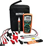 Extech EX505-K Heavy Duty Industrial MultiMeter Kit
