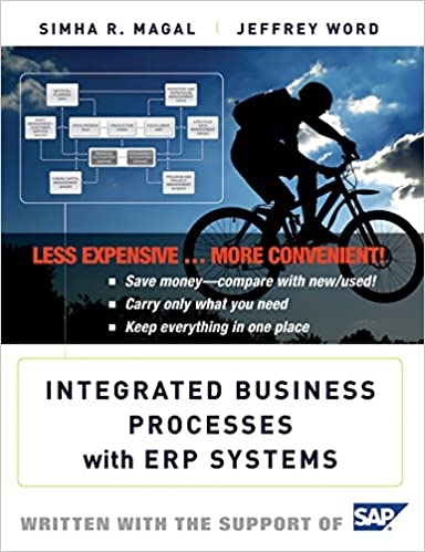 Buy Integrated Business Processes With Erp Systems + Wileyplus ...