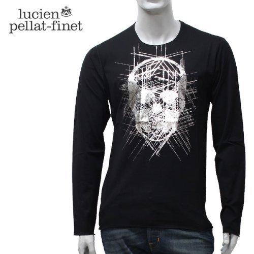 (ルシアン・ペラフィネ) lucien pellat-finet Tシャツ 長袖 スカルスクラッチ BLACK L EVH1689 BLACK/lucien pellat-finet [並行輸入品]
