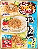 丸美屋 かけうま麺用ソース 鶏しお麺の素 300g(2?3人前)