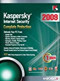 Kaspersky Internet Security 2009 (1 PC, 1 Year subscriptions) (PC)