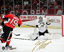 Jason Spezza Signed 8X10 Unframed - Vs Pens-H