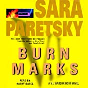 Burn Marks: A V.I. Warshawski Novel | [Sara Paretsky]