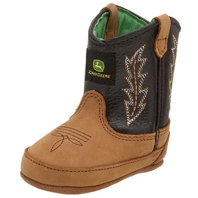 Amazon.com: John Deere 190 Western Boot (Infant/Toddler ...